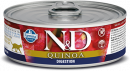Farmina N&D Quinoa Digestion Agneau 80 g