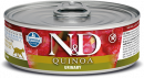Farmina N&D Quinoa Urinary Canard 80 g