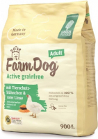 Green Petfood FarmDog Active Grainfree Adult 900 g, 2.7 kg, 10 kg osta edullisesti