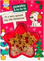 Armitage Pet Care Good Boy Chicken Meaty Treats Christmas Card  osta edullisesti