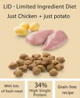 Pure Sensitive Mini Adult Fresh Meat Chicken and Potato 1 kg