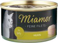 Miamor Feine Filets Chicken in Jelly 100 g