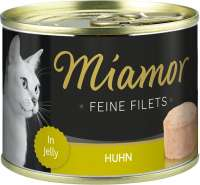 Miamor Feine Filets Chicken in Jelly 100 g, 185 g osta edullisesti