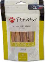 Perrito Chicken Soft Stripes 100 g
