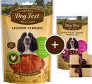 Dog Fest Tenders de Pollo + Regalo: Filetes de Pato 90+25 g