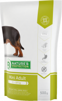 Mini Adult Nature's Protection 7.5 kg, 500 g