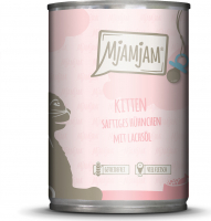 MjAMjAM Kitten Juicy Chicken with Salmon Oil Kana & Lohiöljy