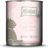 MjAMjAM Kitten Juicy Chicken with Salmon Oil 800 g
