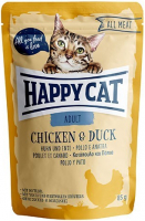 Happy Cat All Meat Adult Chicken & Duck 85 g