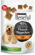 Purina Beneful Snacks de Carne con Pollo 70 g