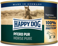 Happy Dog Horse pure 800 g, 400 g, 200 g