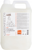 Greenfields Shampoo & Conditioner  5 l