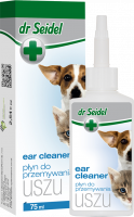 Ear Cleaner for Dogs and Cats 75 ml