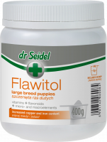 Flawitol for Large Breed Puppies Powder 400 g