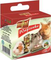 Wapienko Mineral Block with Vegetables 40 g