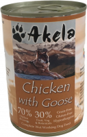 Chicken with Goose 400 g