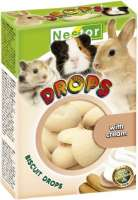 Biscuits Drops with Cream 35 g