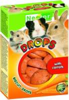 Biscuits Drops with Carrots 35 g