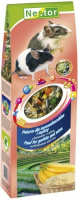 Food for Gerbils and Mice with Bananas and Rice 370 g