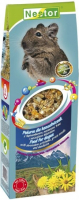 Food for Degus with Jerusalem Artichoke, Grass Seeds and Dandelion 380 g