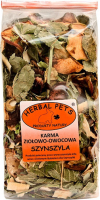 Food for Chinchilla Herbs & Fruit 150 g