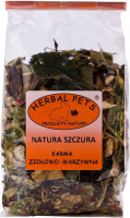 Food for Rats Herbs and Vegetables 150 g