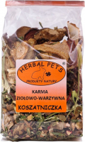 Food for Degus Herbs and Vegetables 150 g