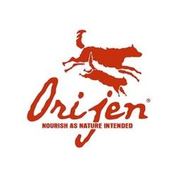 large sélection de nourriture pour animaux Orijen