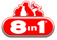 8in1 Delights Beef Bone XS
