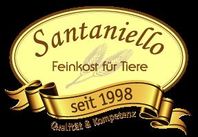 large sélection de nourriture pour animaux Santaniello