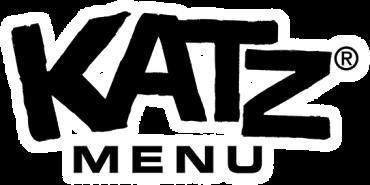 large sélection de nourriture pour animaux Katz Menu