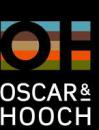 Oscar & Hooch  : Leine Large, 2.5 cm x 100 cm Hot Pink 2.5x100cm