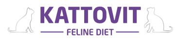 Large selection of Kattovit Feline Diet