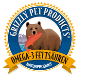 large sélection de nourriture pour animaux Grizzly Pet Products