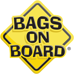 Large selection of Bags on board