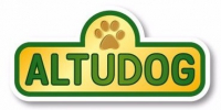 AltuDog Natural snacks opened deer antler size XS deer 25-37 gr
