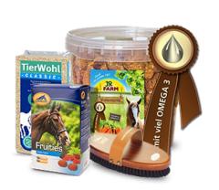 Pferdebedarf und Zubehör für Ihr Haustier bei Zoobio.ch