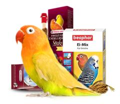 Vogelbedarf und Zubehör für Ihr Haustier bei Zoobio.ch