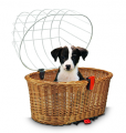 Dog bicycle baskets and trailers