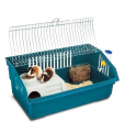 Guinea pig cages and sleeping places