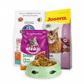 Great prices the online shop for Cat kibbles   in superior quality!