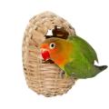 Vögel Nisthaus und Nistmaterial für Käfig