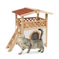 Marken Katzenhaus    günstig im Zoobio Shop