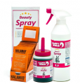 Horse coat care products