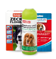 Flea & tick controls for dogs