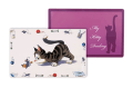 Cat placemats for feeding