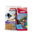 Exotic food for birds