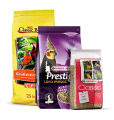 Bird food for budgies