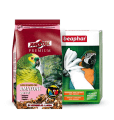 Bird food for parrots