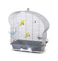 Cages and aviaries for parakeets and cockatiels